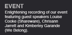 A recording from the event on Wednesday 25th August 2021.